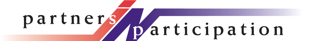 Partners in Participation Logo